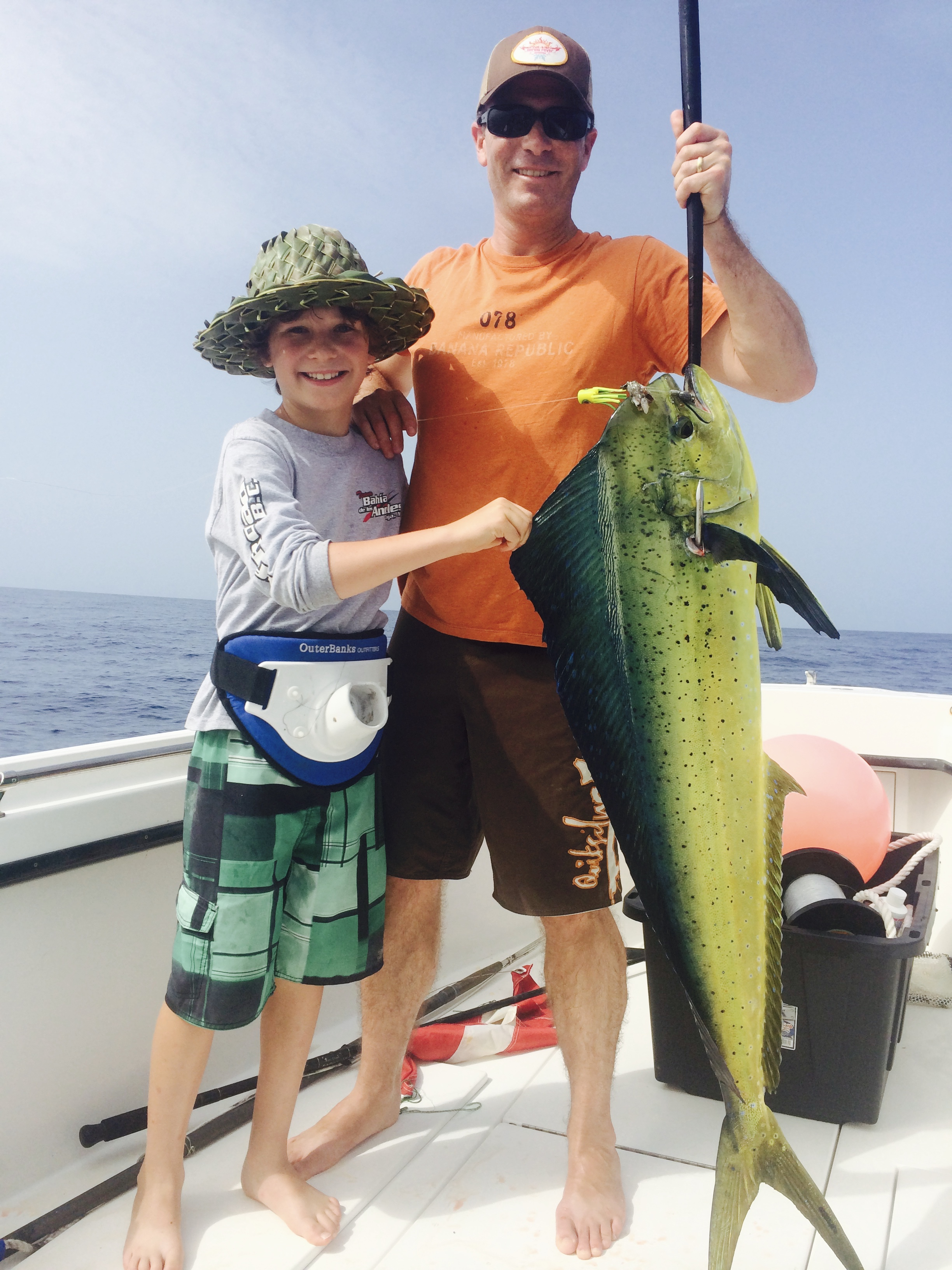 Nice Mahi Key West Fishing