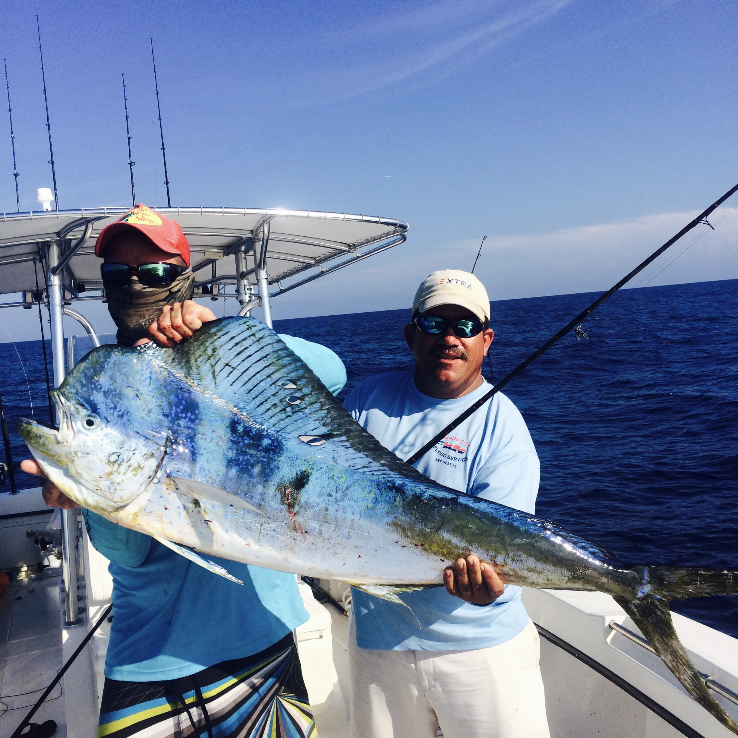 Key west offshore fishing trips far out fishing charters for Charter fishing trip