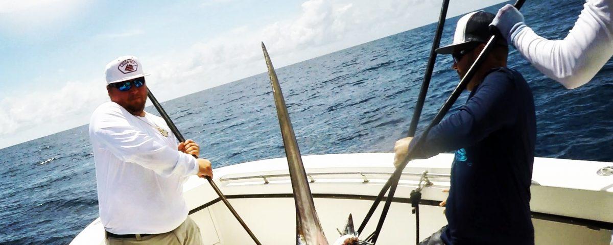 Fishing Swordfish Key West Florida
