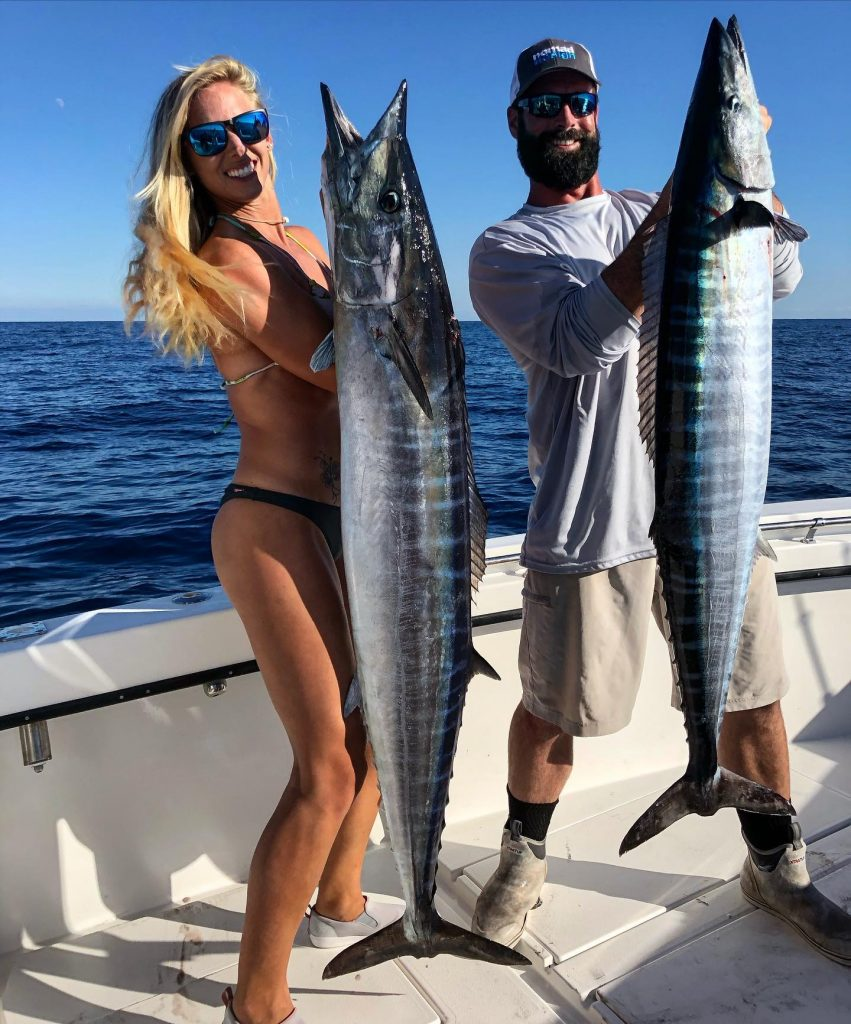 Fishing For Wahoo In Key West